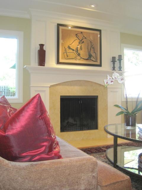 Orinda Serene Living Room