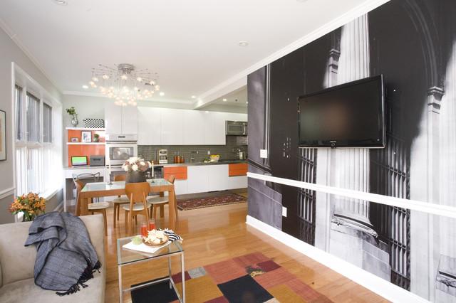 Orlando Kitchen modern-living-room