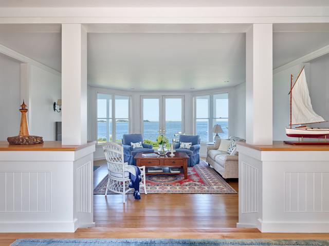 Classic Touches For A Cape Cod Beach House, Cape Cod Furniture