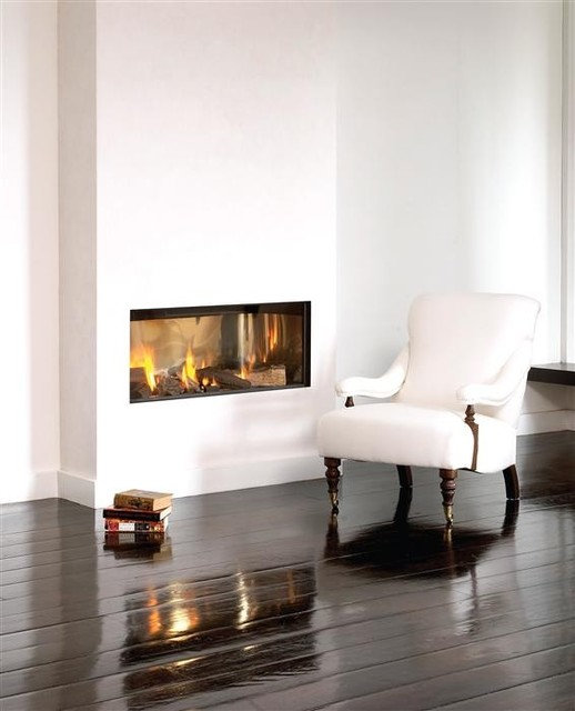 Ortal Clear 110 Fireplace modern-living-room
