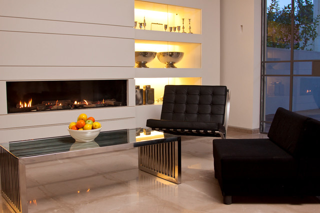 ORTAL USA - Clear 170 contemporary-living-room