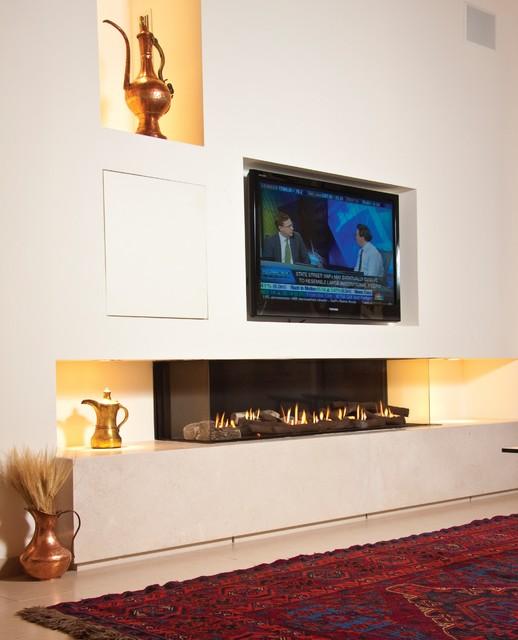 ORTAL USA - Clear 200 TS contemporary-family-room