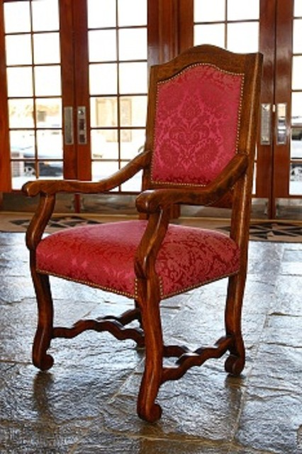 Os De Mouton Chair French Canadian Style Traditional