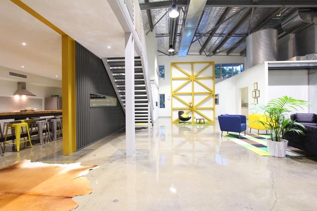 Osborne park warehouse renovation for Chinese furniture osborne park