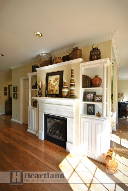 Other projects by Heartland Home Imporvements traditional-living-room