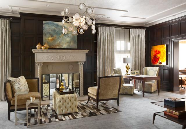 Pasadena showcase house of design 2016 grand salon for The family room pasadena
