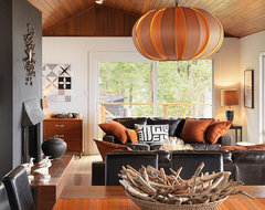 Our Island Retreat contemporary living room