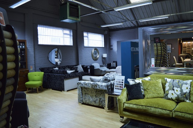 Our Showrooms Contemporary Living Room Other By Kings Carpets And Interiors