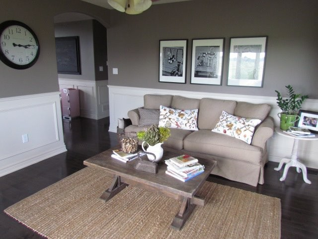 Our small but cozy living room for Houzz small living rooms