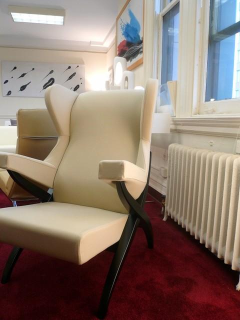 Our studio loft modern-living-room