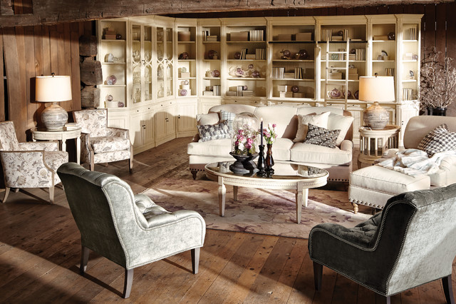 Outerbanks Collection Traditional Living Room By Arhaus