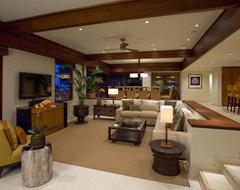 Ownby Design tropical-living-room