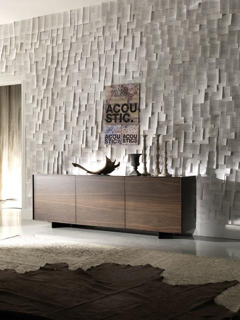 oxford buffet by cattelan - moderno - soggiorno - miami - di ... - Mobili Moderni Miami