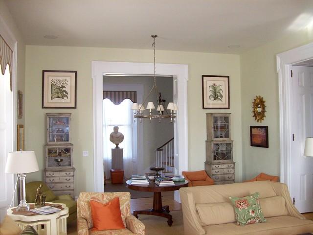Nice P Allen Smith Home Design Part - 13: P Allen Smithu0027s Garden Home Traditional-living-room