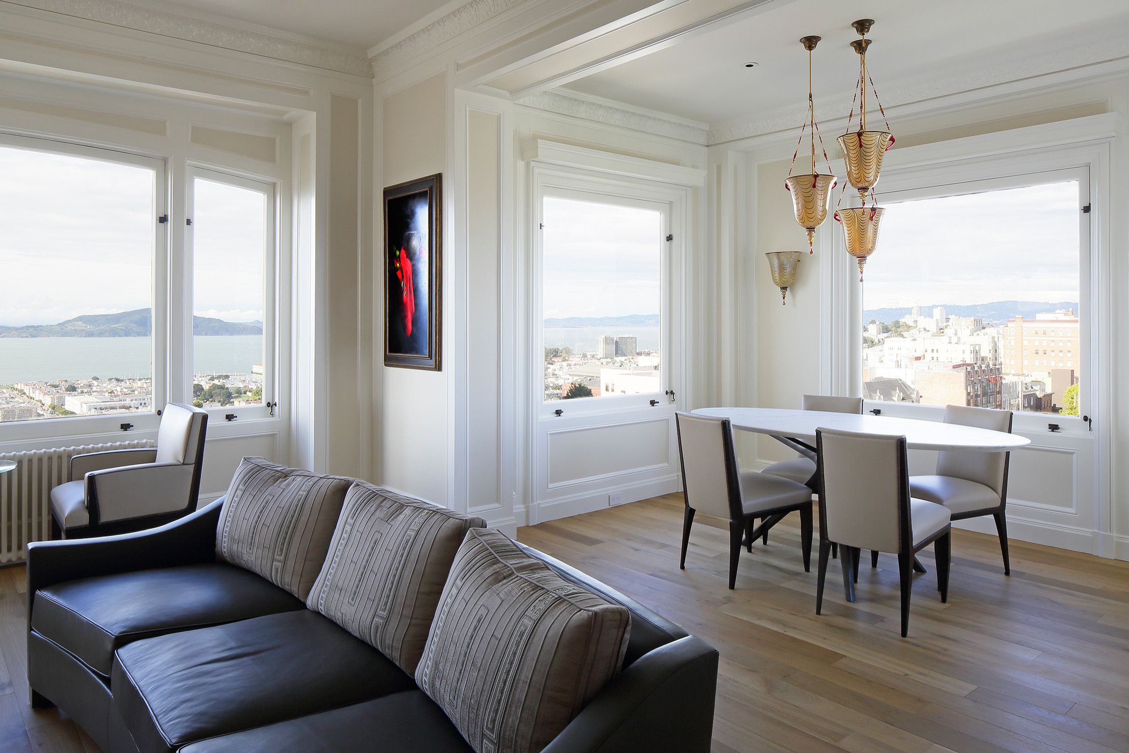 Pacific Heights Apartment
