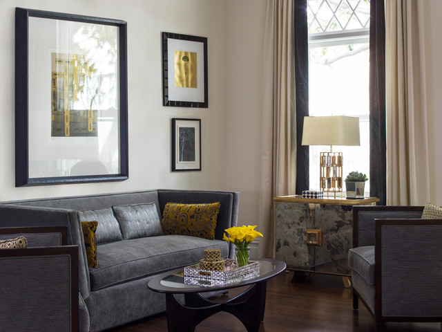 Pacific Heights Family Home contemporary-living-room