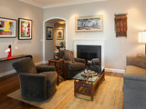 Manhattan Beach Sanctuary - eclectic - living room - los angeles ...