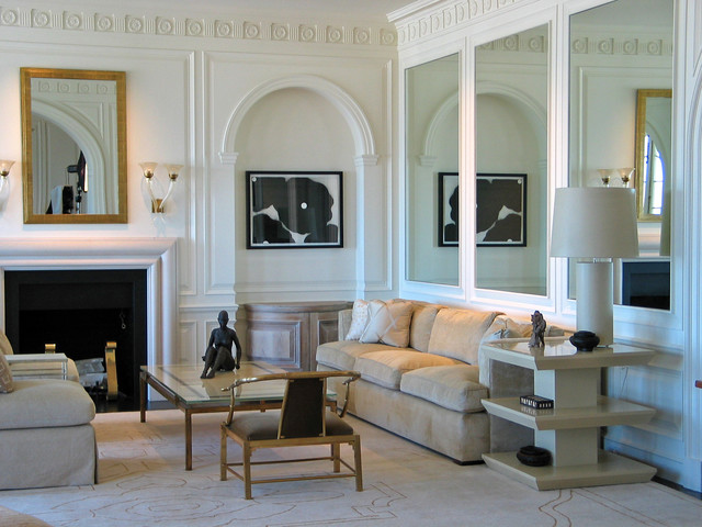 Pacific Heights Penthouse contemporary-living-room