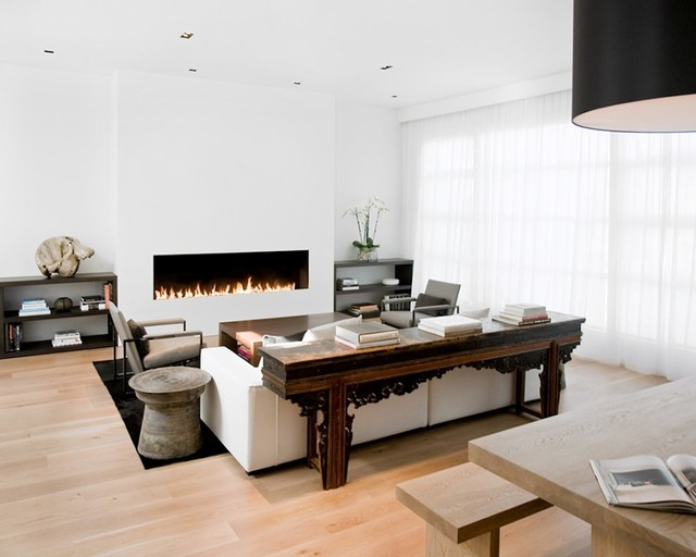 Pacific Heights Residence modern-living-room