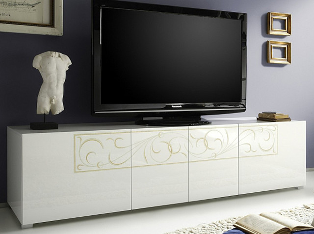 Padua modern tv stand by lc mobili italy   527.00   modern ...