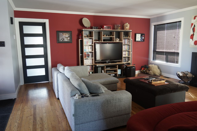 Painting projects traditional living room ottawa - Traditional living room paint colors ...