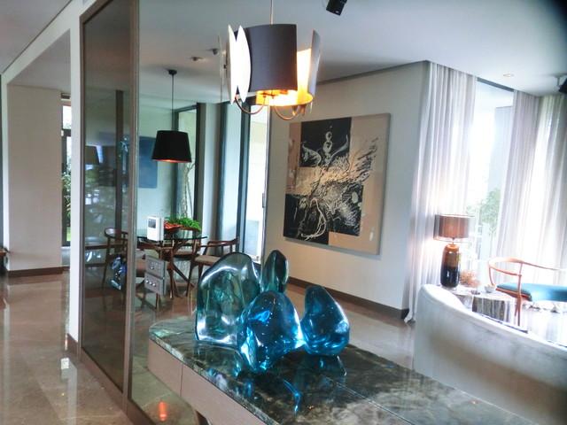 Paker House living-room