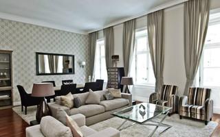 Palazzo Dorottya - Contemporary - Living Room - Other - by Trije arhitekti