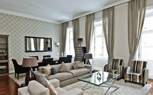 Palazzo Dorottya contemporary-living-room