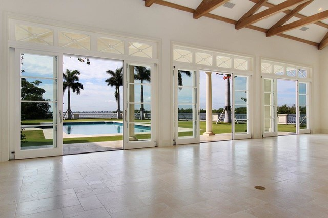 Palm Beach Residences traditional-living-room