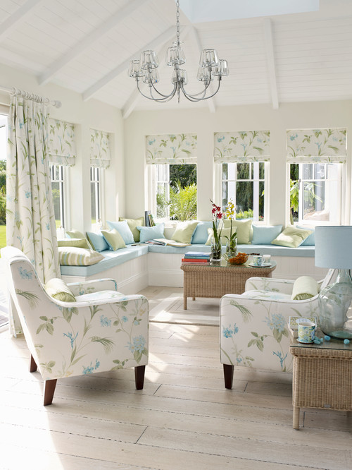 Fantastic 12 Ideas For Decorating With Soft Colors Town Country Living Inspirational Interior Design Netriciaus