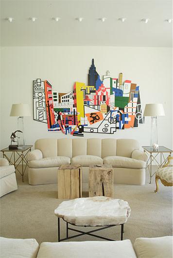 Palm Springs Modern midcentury-living-room