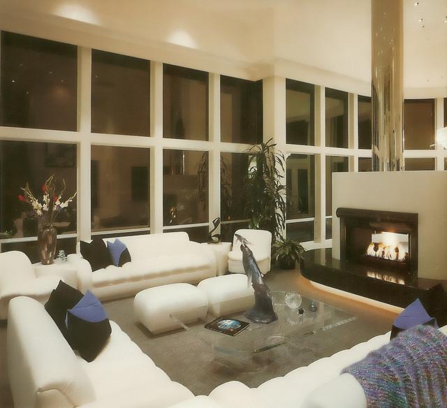 PALMILLA LIVING ROOM Laguna Niguel  Orange County CA contemporary-living-room
