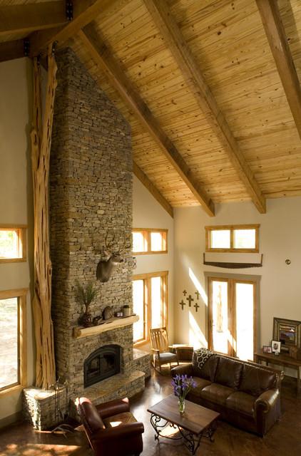 Palo Pinto Ranch traditional-living-room