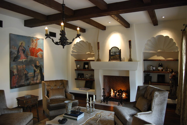 Paradise Valley Spanish Colonial Mediterranean Living