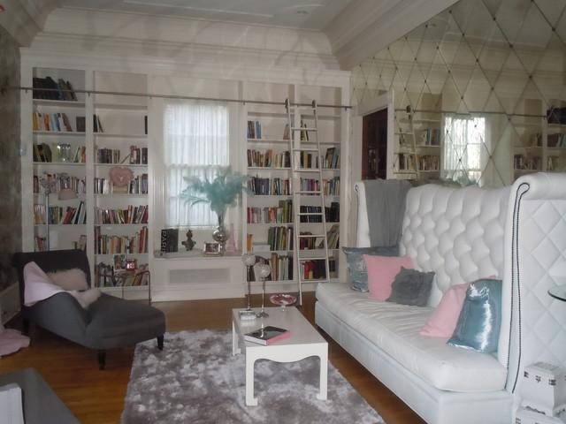 paris chic living room eclectic living room atlanta