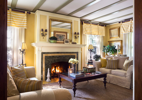 abbreviation for living room charming home tour the american foursquare town 14538
