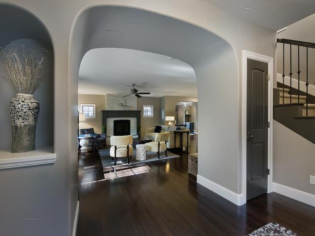 Park Hill Renovation traditional-living-room
