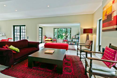 Modernas salas para casas de hoy moda y actualidad for Modelos de espejos para salas modernas