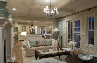 Parkside At Mayfair Traditional Living Room Atlanta