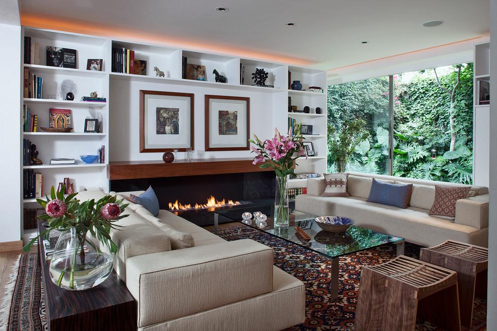Parnaso - Contemporary - Living Room - Mexico City - by ...