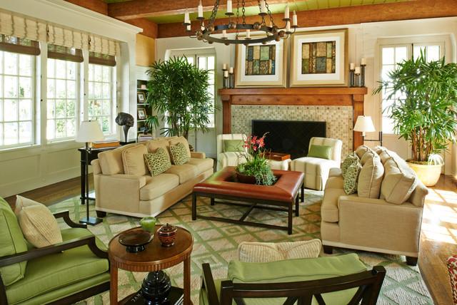 Pasadena showcase house 2014 traditional living room for The family room pasadena