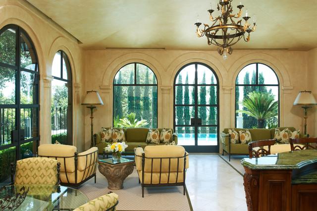 Pasadena spanish colonial for The family room pasadena