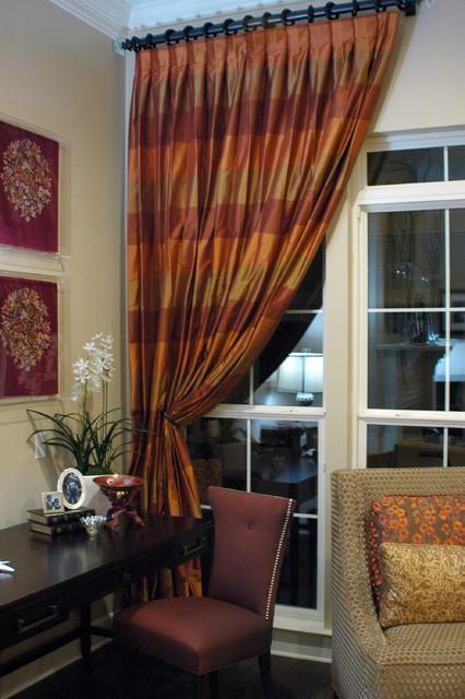 Patel Residence Living Room modern-living-room