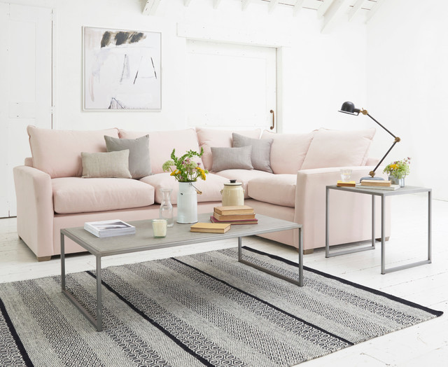 Pavilion Corner Sofa Bed - Contemporary - Living Room - London - By Loaf | Houzz UK