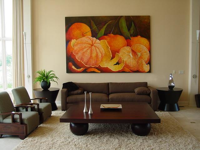 PC Design Inc- Carmichael modern-living-room