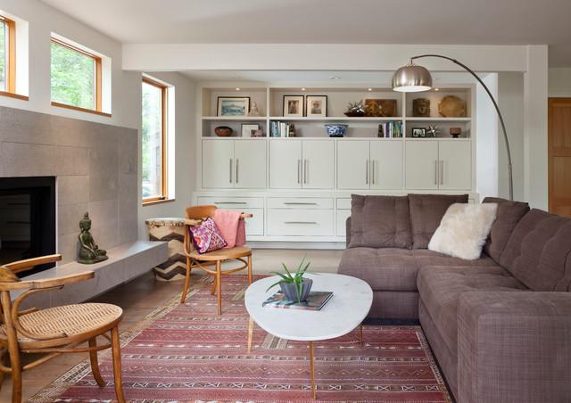 Peaceful abode modern living room denver by for Peaceful living room ideas