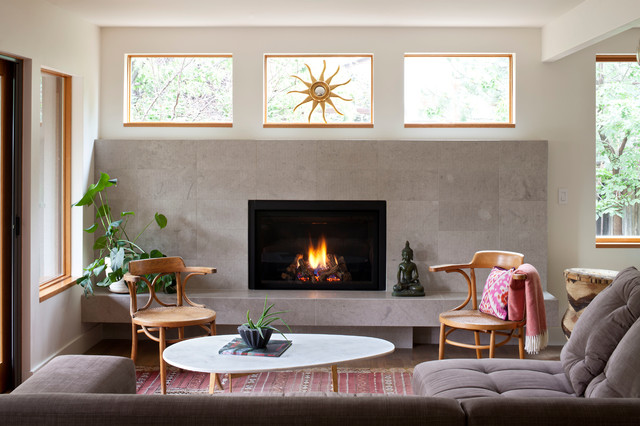 Peaceful abode contemporary living room denver by for Peaceful living room ideas