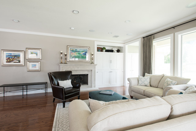 Pearland remodel contemporary living room houston for Bathroom remodeling pearland tx