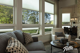 Pella® Designer Series® awning windows