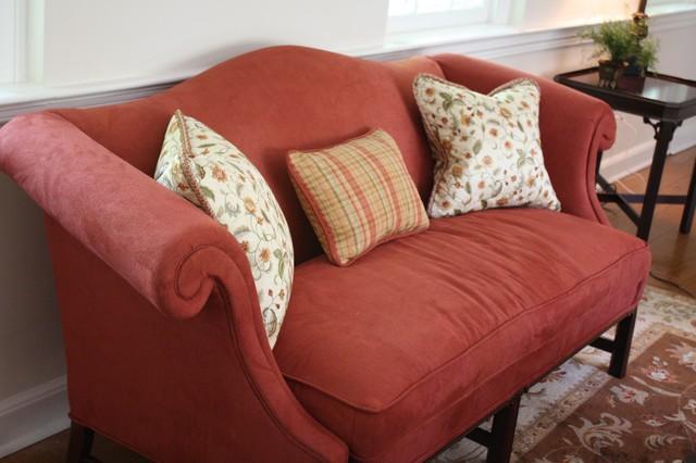Pennsylvania Farmhouse Living Room farmhouse-living-room